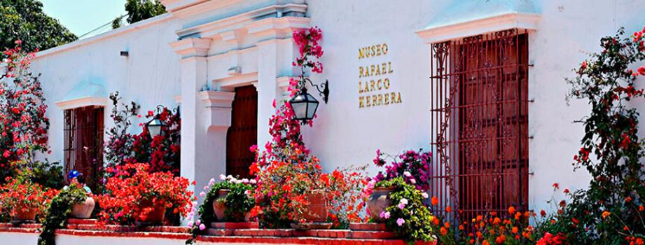 LIMA HISTÓRICO – MUSEO LARCO – MIRAFLORES