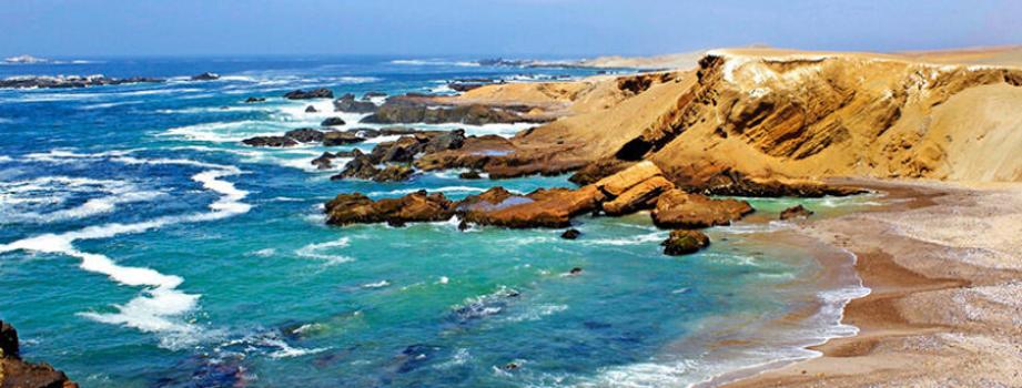 HUARMEY BEACH