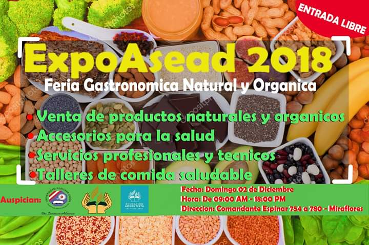 EXPO ASEAD 2018-GASTRONOMIC FAIR, PRODUCTS AND SERVICES
