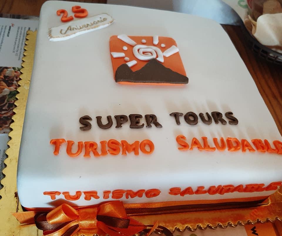 25 ANIVERSARIO SUPER TOURS