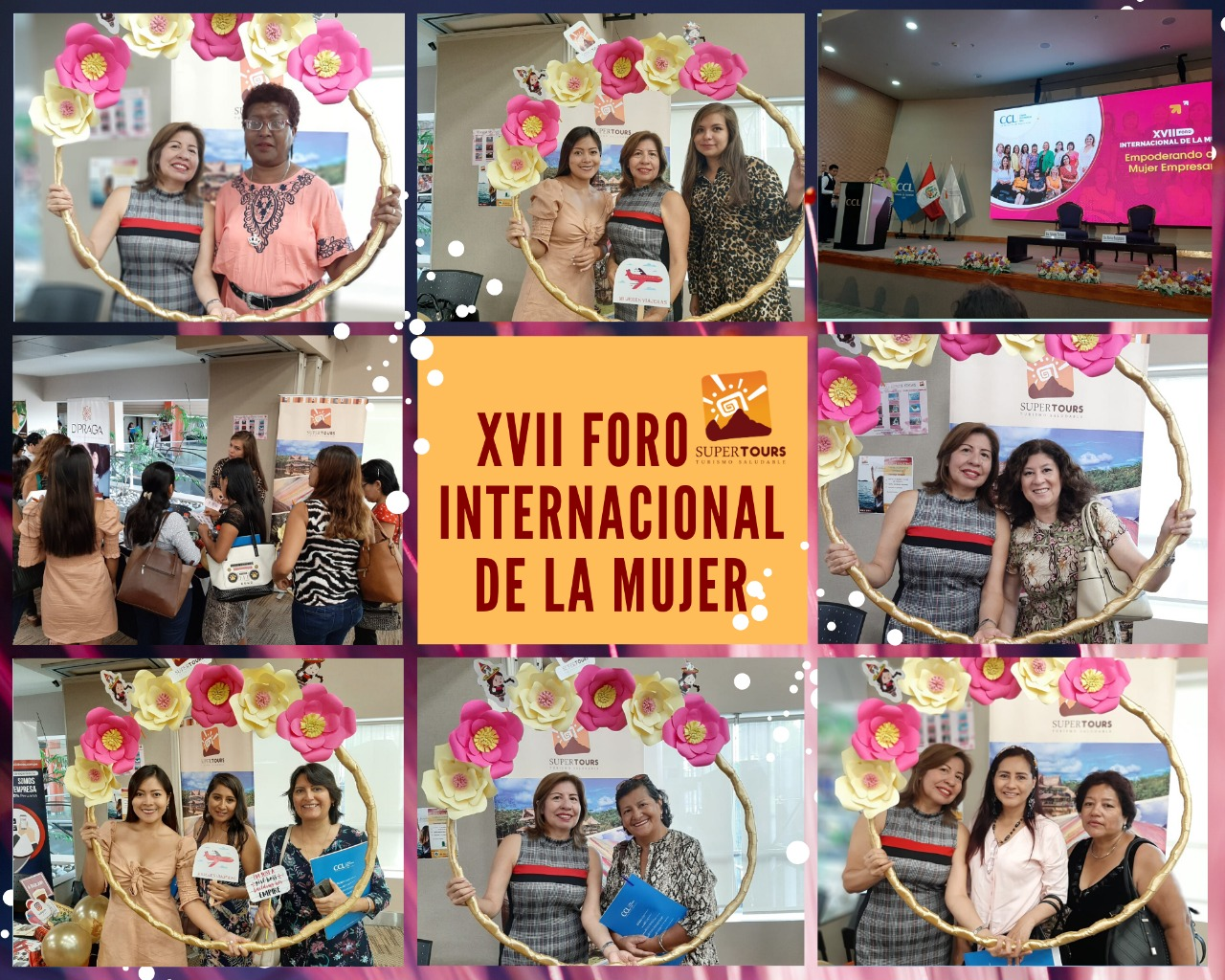XVII FORO INTERNACIONAL DE LA MUJER