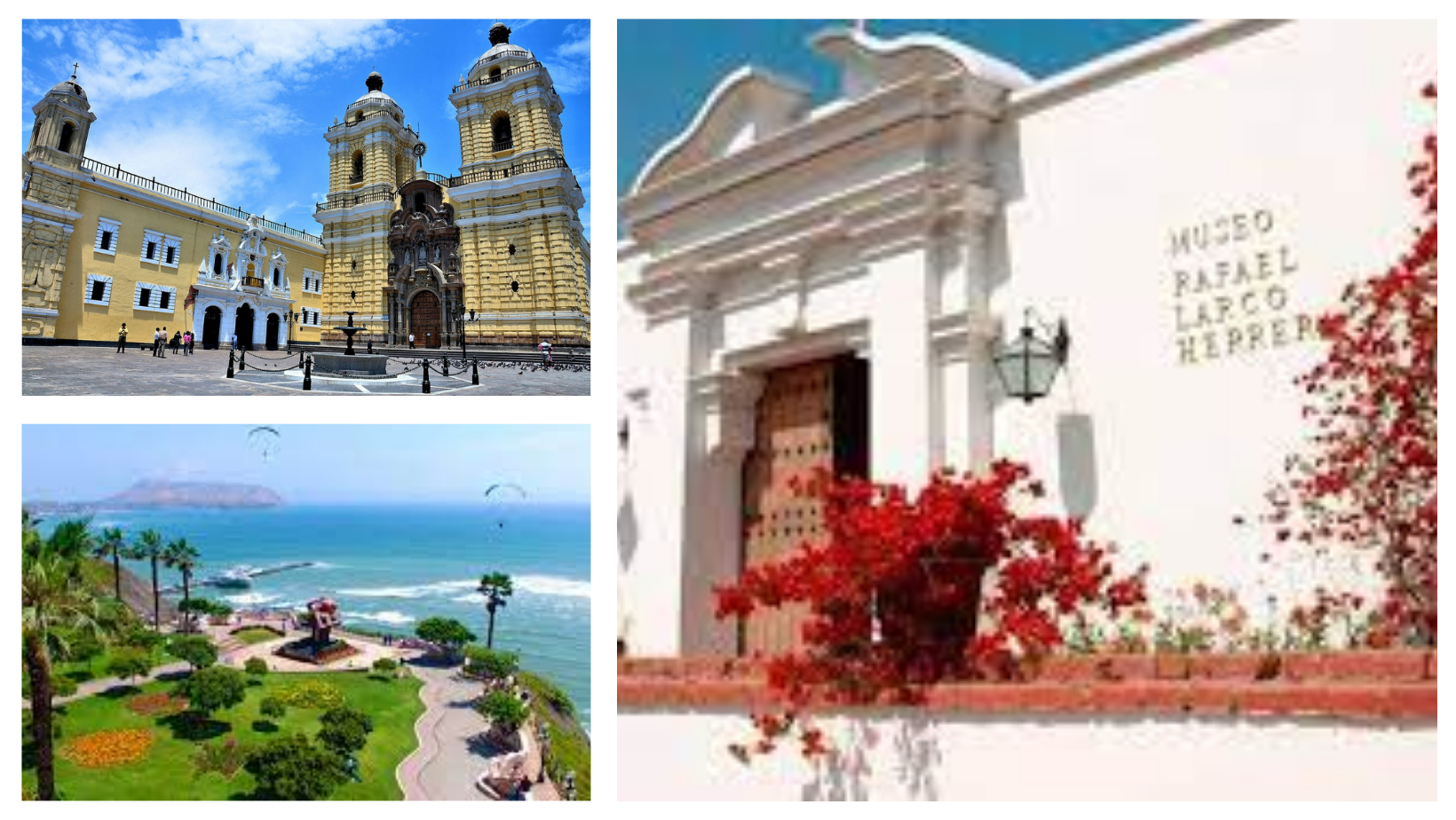 FULL DAY TRIP HISTORICAL LIMA